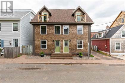 Multi-family Home for sale in 19,21-1 & 21-2 King Street, Charlottetown, Prince Edward Island, C1A1B2