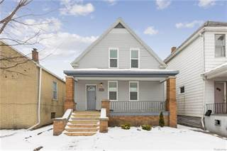 Single Family for sale in 2418 HEWITT ST, Hamtramck, MI, 48212