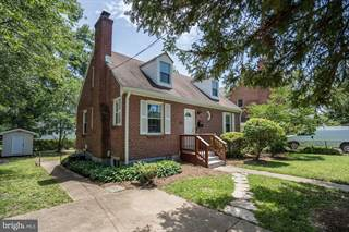 Single Family for sale in 2913 SUMMERFIELD ROAD, Falls Church, VA, 22042