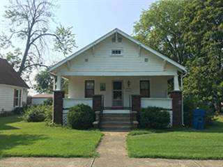 Single Family for sale in 110 W Douglas St, Fairfield, IL, 62837