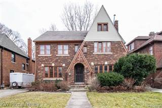 Single Family for sale in 17176 PARKSIDE Street, Detroit, MI, 48221
