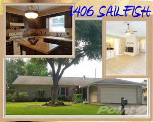Residential for sale in 1406 SAILFISH, Bay City, TX, 77414