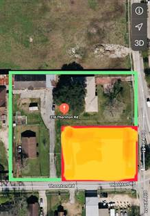 Lots And Land for sale in 316 Thornton Road, Houston, TX, 77018