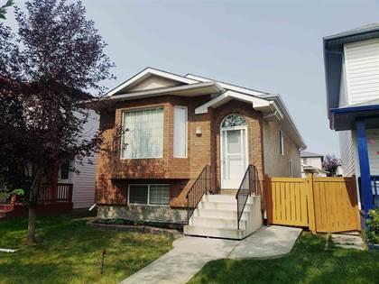 Single Family for sale in 14812 MILLER BV NW, Edmonton, Alberta, T5Y2X4