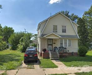 Residential Property for sale in 9205 Woodhall, Detroit, MI, 48224