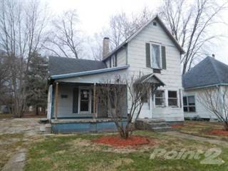Residential Property for sale in 606 Harmon Street, Danville, IL, 61832