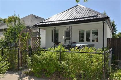 Single Family for sale in 1024 Magnus AVE, Winnipeg, Manitoba, R2X0N2