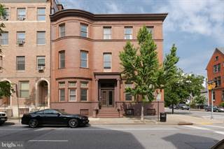 Townhouse for sale in 1128 CALVERT STREET, Baltimore City, MD, 21202