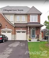 Residential Property for sale in 5 WINGSTEM CRT TORONTO, Toronto, Ontario