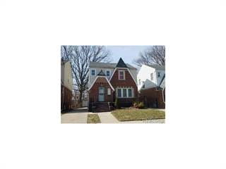 Single Family for sale in 16199 STANSBURY Street, Detroit, MI, 48235