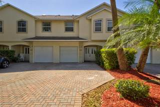 Townhouse for sale in 7966 Evelyn Court, Cape Canaveral, FL, 32920