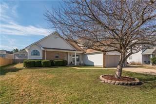 Single Family for sale in 1261 Raynor Drive, Virginia Beach, VA, 23456