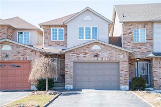 Townhouse for sale in 3A GLENHOLLOW Drive, Hamilton, Ontario