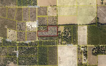 Lots And Land for sale in 203RD PLACE, Live Oak, FL, 32060
