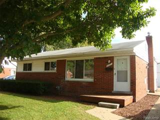 Single Family for sale in 207 S HANLON Street, Westland, MI, 48186