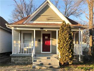 Single Family for sale in 1614 East NAOMI Street, Indianapolis, IN, 46203
