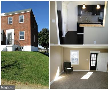Residential Property for rent in 6310 DANVILLE AVENUE, Baltimore City, MD, 21222