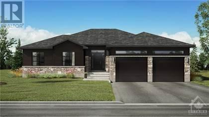 Single Family for sale in Lot 5 STONEWALK WAY, Ottawa, Ontario