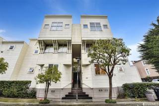 Condo for sale in 1332 Scott Street B, San Francisco, CA, 94115
