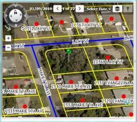 Land for sale in 10358 LACY STREET, Spring Hill, FL, 34608