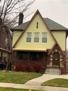Residential Property for rent in 3290 COLLINGWOOD Street, Detroit, MI, 48206