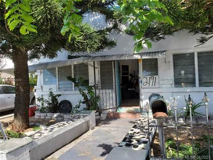 Residential Property for sale in 2191 NW 58th St, Miami, FL, 33142