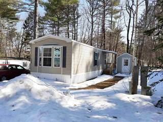 Mobile Home for sale in 47 Loon Mountain Lane, Conway, NH, 03813