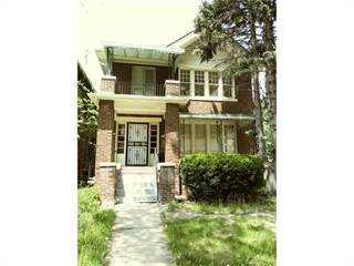 Multi-family Home for sale in 2302 GLADSTONE Street, Detroit, MI, 48206
