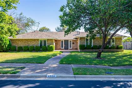Residential Property for sale in 4024 Mendenhall Drive, Dallas, TX, 75244