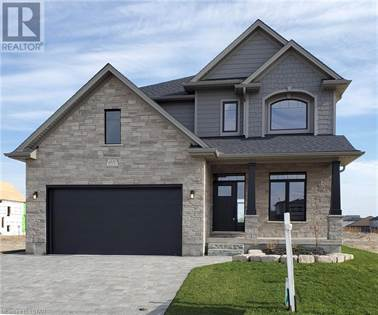 Single Family for sale in 6535 FRENCH AVENUE, London, Ontario, N6P0A8