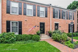 Townhouse for sale in 905 WESTERFIELD Drive, Wilmette, IL, 60091