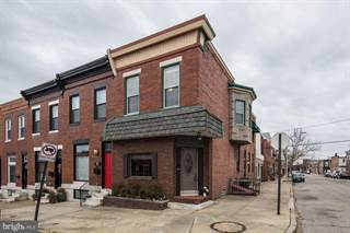 Townhouse for sale in 3901 FOSTER AVENUE, Baltimore City, MD, 21224