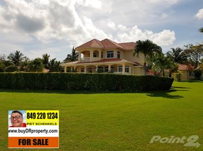 Residential Property for sale in STUNNING 4 BEDROOM OCEAN VIEW VILLA IN GATED COMMUNITY EL CHOCO, Sosua, Puerto Plata