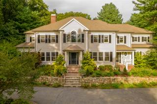 Single Family for sale in 11 Plymouth Road, Weston, MA, 02493