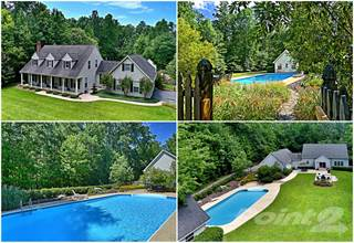Residential Property for sale in Custom Mechanicsville MD Home on Gorgeous Lot with Awesome Pool!, Mechanicsville, MD, 20659