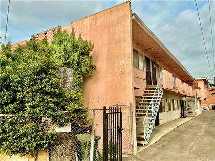 Multifamily for sale in 1710 Arapahoe Street, Los Angeles, CA, 90006