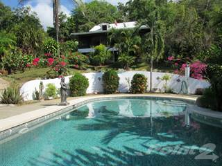 Residential Property for sale in 6.42 ACRES - 3 Bedroom BnB Plus Separate Cabina, Pool, Huge Sunset Ocean View, And Room To Expand!!, Hatillo, Puntarenas