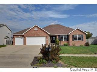 Single Family for sale in 331 SNIDER LN, Chatham, IL, 62629