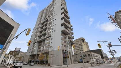 Condominium for sale in 380 Pelissier St., Windsor, Ontario, N9A 6V7