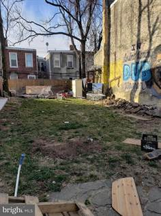 Lots And Land for sale in 5410 DELANCEY STREET, Philadelphia, PA, 19143