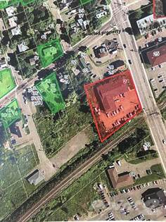 Commercial for sale in 24 Elmwood Dr., Moncton, New Brunswick
