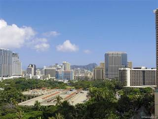 Condo for sale in 1850 Ala Moana Boulevard 814, Honolulu, HI, 96815