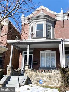Residential Property for sale in 113 W APSLEY STREET, Philadelphia, PA, 19144