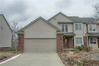 Condo for sale in 3477 SILVER STONE Drive, Milford, MI, 48380