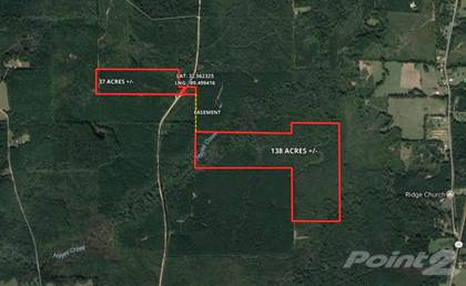 Lots/Land for sale in STRONG RD, Forest, MS, 39094