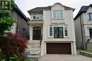 Single Family for rent in 344 GLENGARRY AVE, Toronto, Ontario, M5M1E6