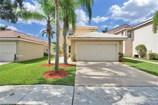 Single Family for sale in 17768 SW 20th St, Miramar, FL, 33029