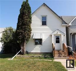 Single Family for sale in 1395 Ross AVE, Winnipeg, Manitoba, R3E1C8