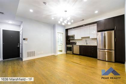 Apartment for rent in 1638 N. Marshfield Ave., Chicago, IL, 60622