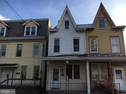 Residential Property for sale in 525 FAIRVIEW STREET, Pottsville, PA, 17901